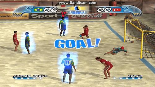 Download Pro Beach Soccer Game PC Ringan1