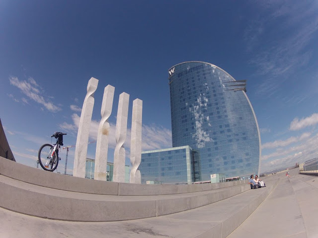 hoteles Barcelona, playas de Barcelona, hotel Vela, hoteles en playas