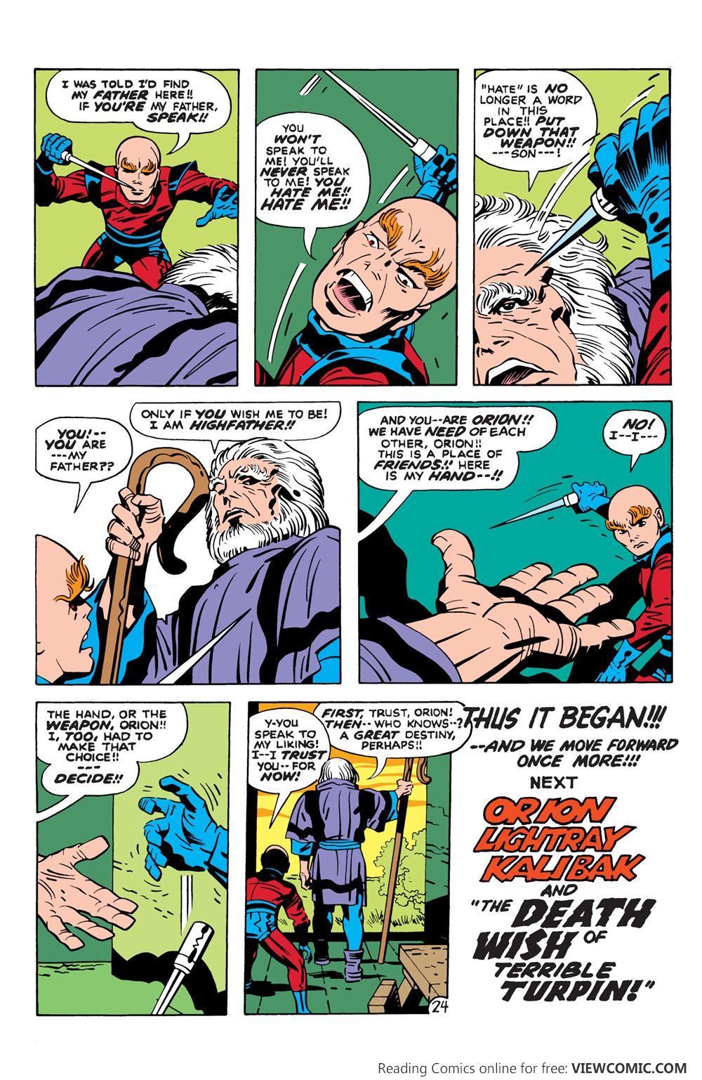 DC Comics Presents – Darkseid War 100-Page Spectacular