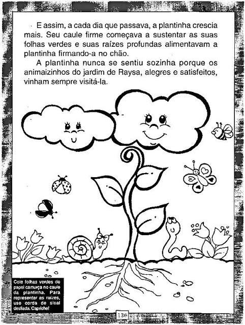 Portal Do Professor Do Ensino Infantil Desenhos E Atividades