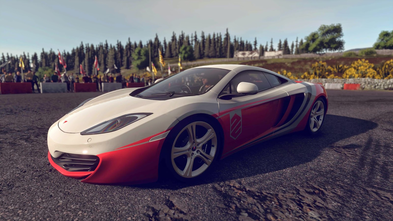 PlayStation®4獨佔賽車遊戲《DRIVECLUBTM》中英文合版 10月7日(二)推出 | 我與美食有緣