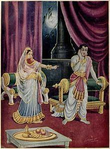 Urvashi Cursed Arjun