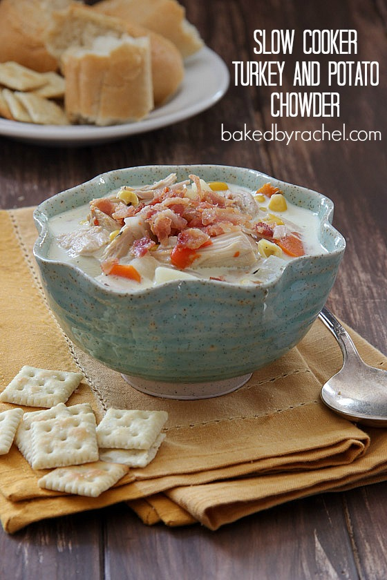 Slow Cooker from Scratch®: The BEST Slow Cooker Potato Soup Recipes