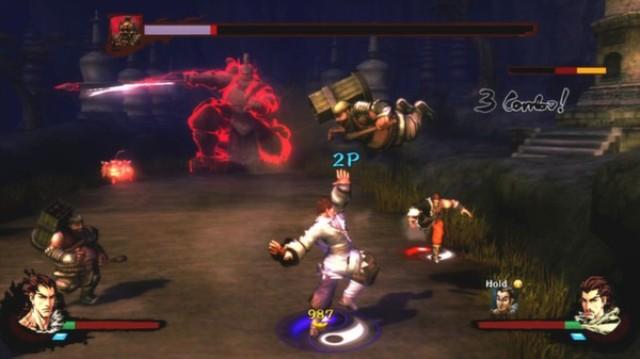 Kung Fu Strike PC Games Screenshots