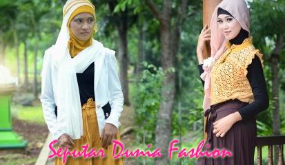 Dress Muslim yang Modis Dipakai Remaja saat Kuliah