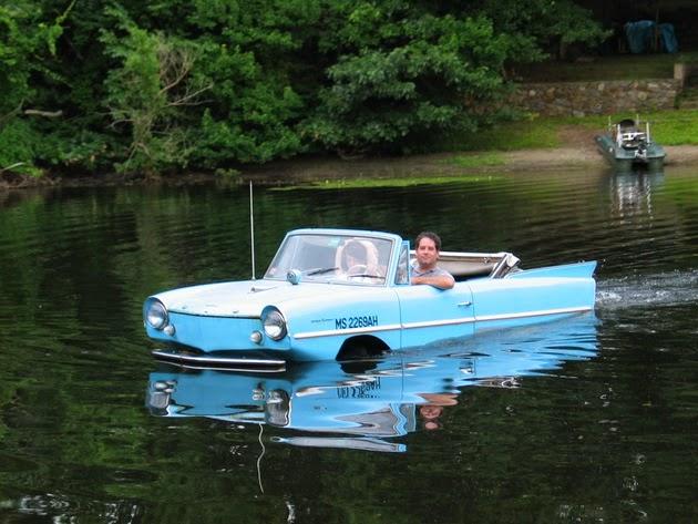 Amphicar 4