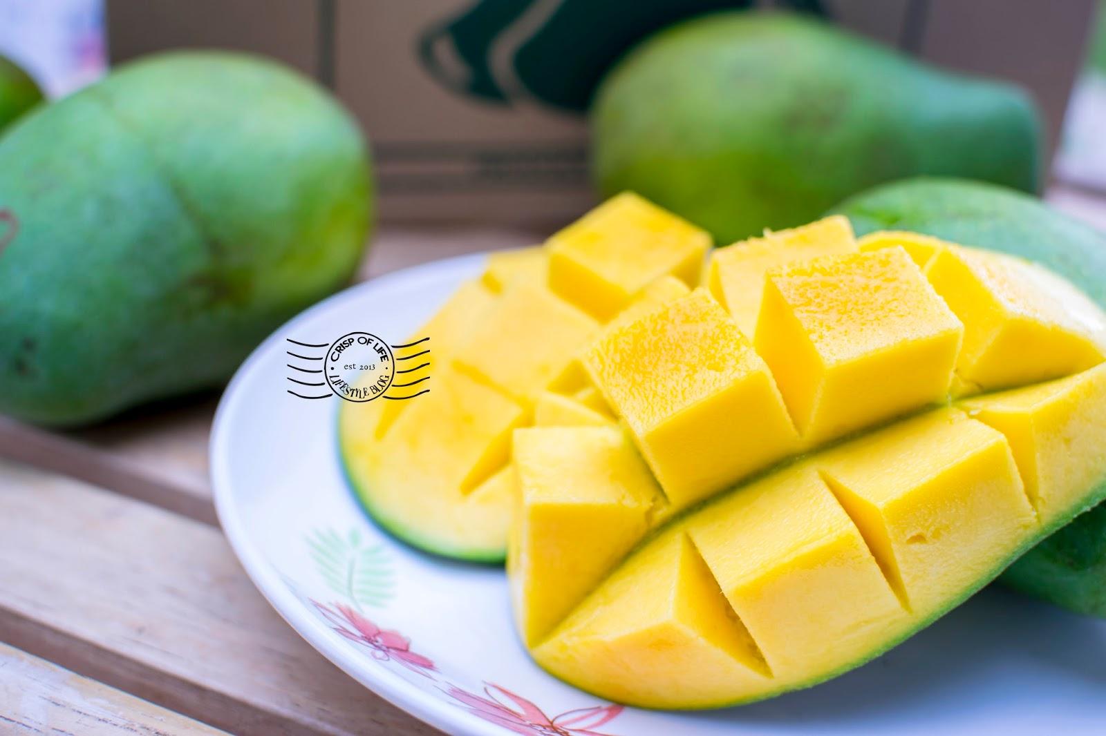 harumanis Perlis mango