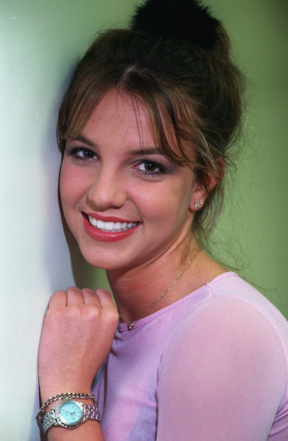 Britney Spears Pic Of Day - Mark Allen Shoot 1999