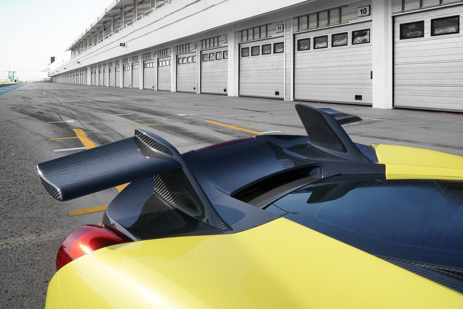 Mansory muốn độ 4xx Siracusa từ Ferrari 488