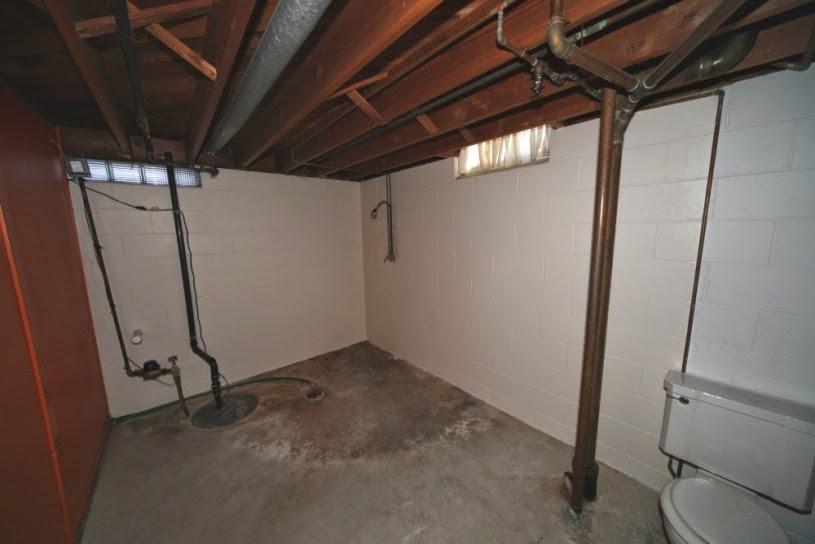 Bathroom talk - Cost to install basement bathroom ...