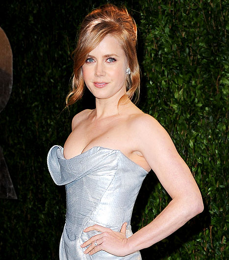 Amy Adams: The Highlight Reel: The 2012 Top 50 Most Beautiful Women