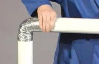 Bọc cách nhiệt đường ống