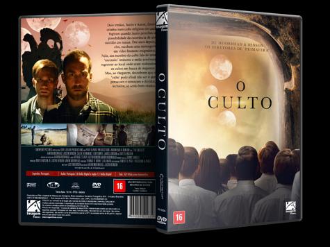 Capa DVD O Culto