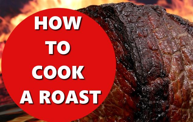 how to cook a roast basichowtos.com