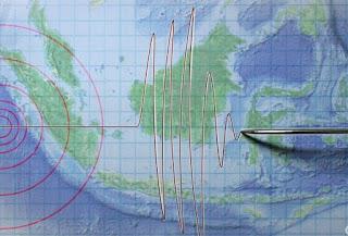 Gempa Bumi di Mentawai Sumatra Barat