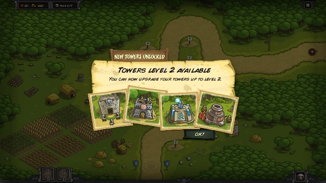 Download Kingdom Rush PC Gameplay