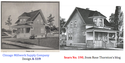 catalog image comparisons sears no 190 vs lookalike