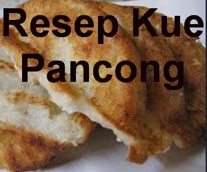 Resep Kue Pancong Renyah dan Gurih