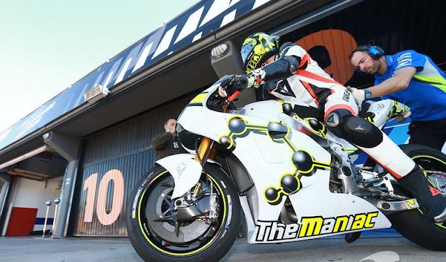 berita motogp Ini tugas berat Suzuki untuk Iannone