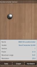 Apa saja Jenis Alat sensor yang ada di Android ?