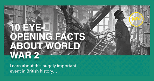 10 eye opening facts about WW2