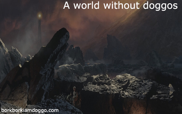 A World Without Doggos