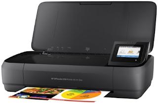 HP OfficeJet 250 Télécharger Pilote Gratuit Pour Windows 10/8.1/8/7 et Mac
