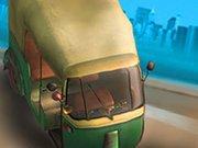 Tuk Tuk City Driving Sim