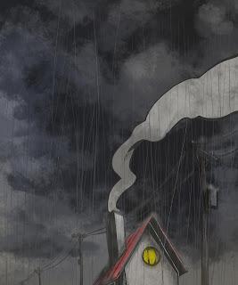 The storm / la tormenta - Marcus Marcos Santos