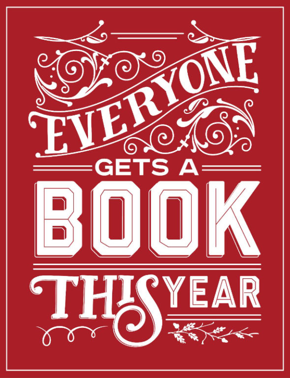 Brave new blog american booksellers association we so agree with this statement everyone gets a book this year it is so hard to decide which are the books you loved reading most this past year fandeluxe Image collections