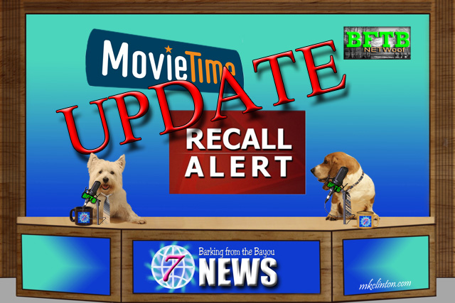 "BFTB NETWoof News shares update on ""A Dog's Purpose"" and Evanger's recall"
