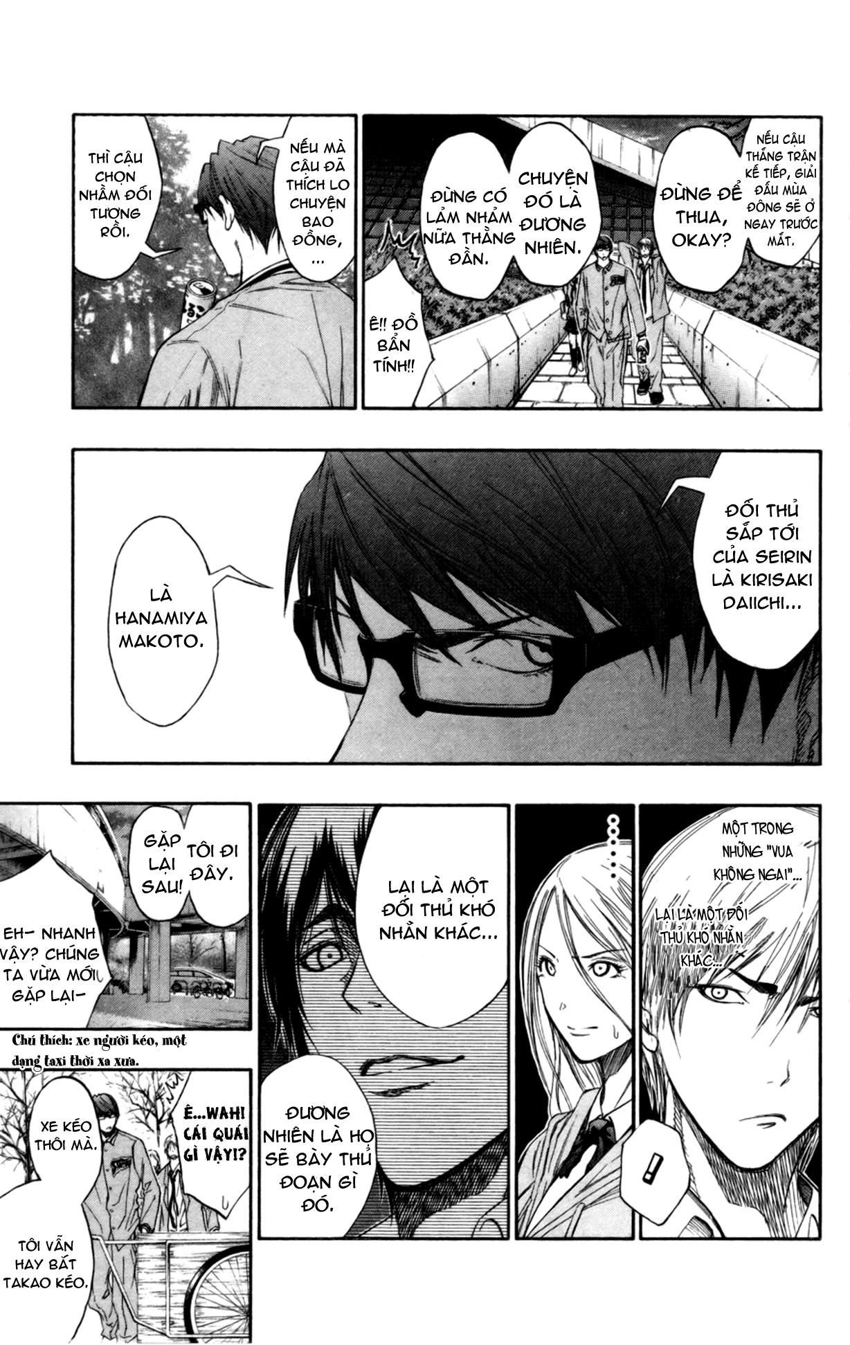 Kuroko No Basket chap 093 trang 13