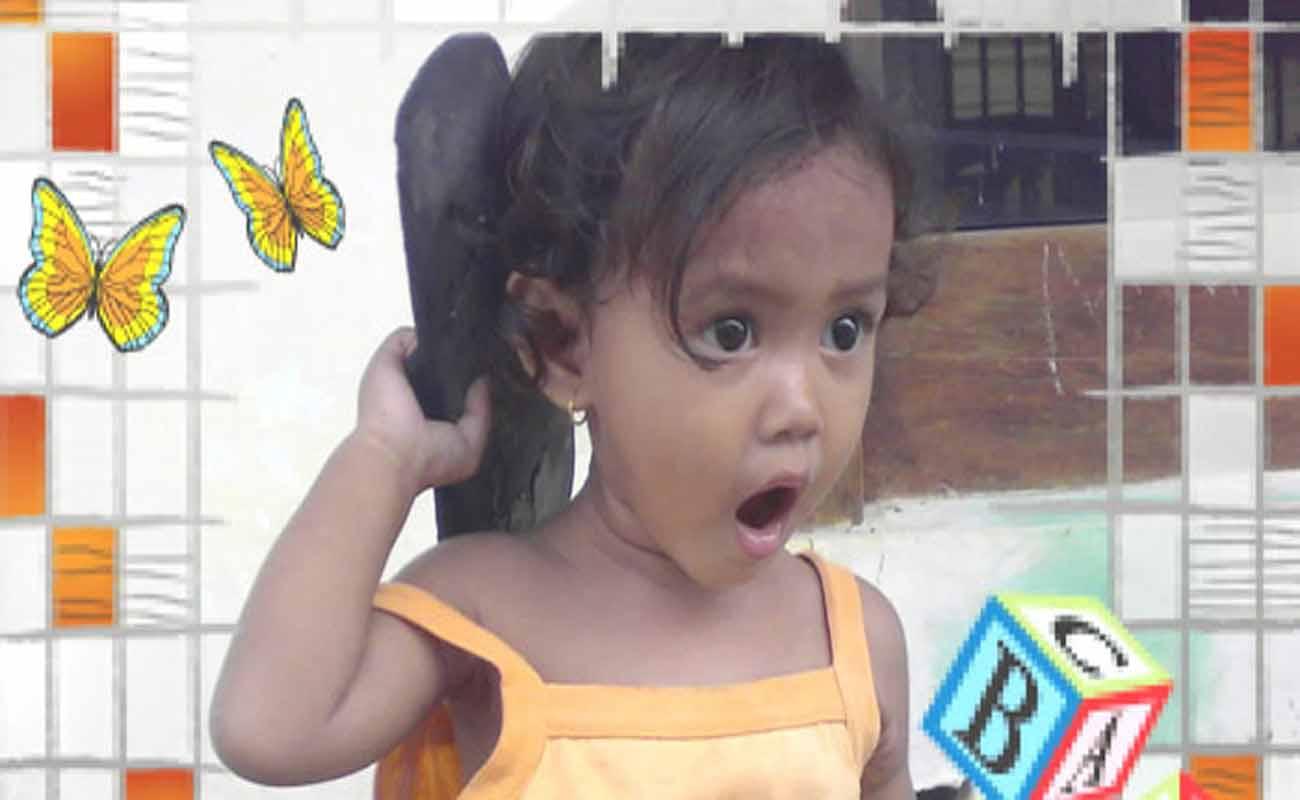 Pendidikan Anak Dalam Keluarga Lebih Berharga Dari Materi