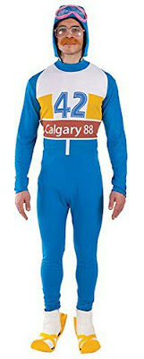 Eddie The Eagle Calgary 88 Costume