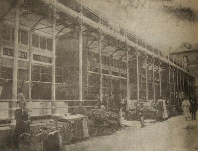 Inauguración del Mercado en las páginas de ABC