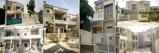 Rumah 2 Lantai Di Kavling Ui Sektor Barat Tanah Baru Depok Dedi