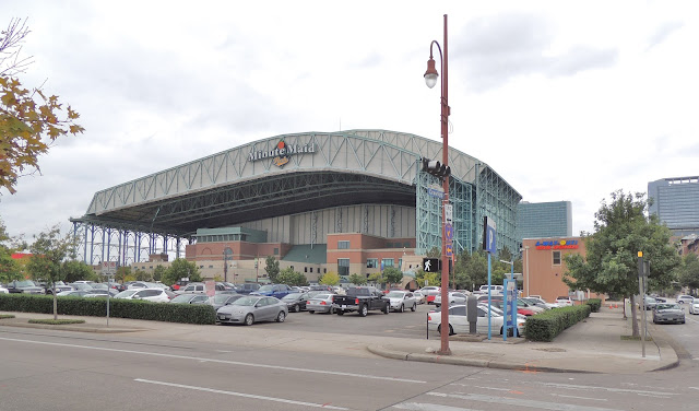 Franklin at Crawford Street - Minute Maid Stadium (North side) Nov 2016 photo
