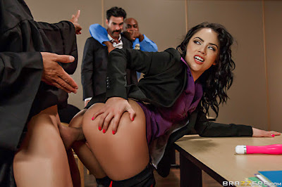 Kristina Rose – Judge, Jury, And Double Penetrator