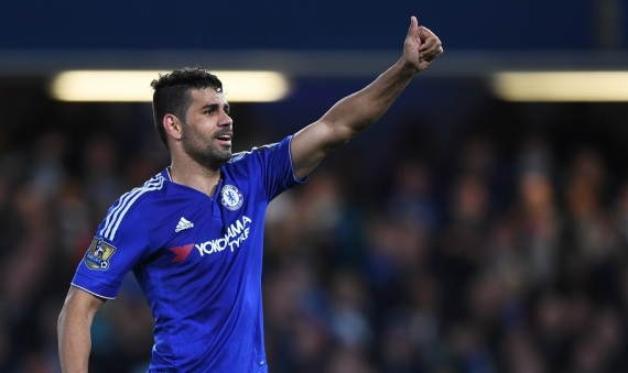 Antonio Conte has given an update on the future of Chelsea striker Diego Costa.