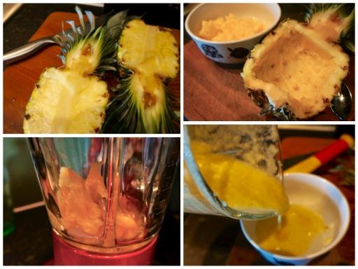 Fanny Cradock Pineapple Soufflé