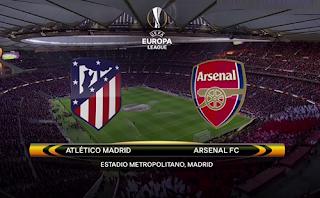 Arsenal TV UEFA Europa League Biss Key 4 May 2018