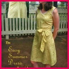Vestido fácil de verano