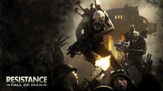 Resistance PS3 Wallpaper
