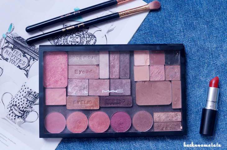 Mac Pro Palette Review - Favorite Eyeshadow Palette