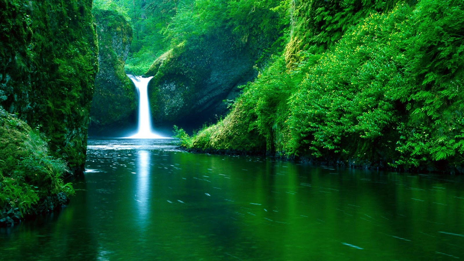 Animated Waterfall Wallpapers For Mobile Latest Most Beautiful Hd Widescreen Natural Scene