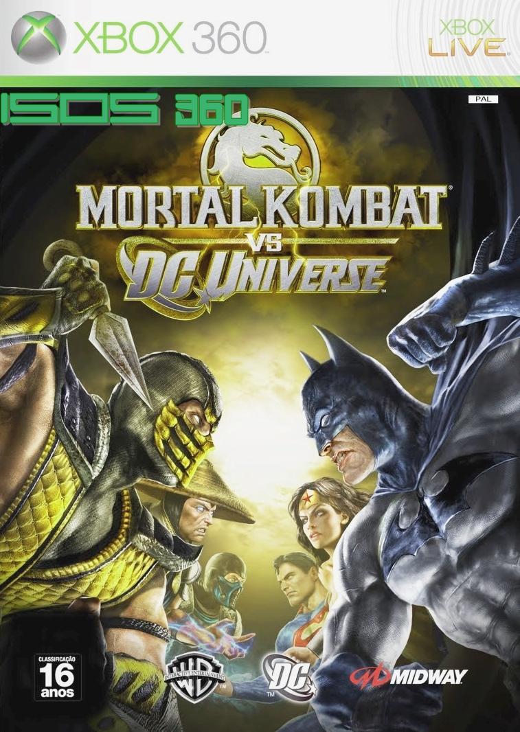 Mortal Kombat 9   Geekteam