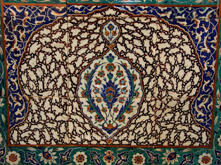 Iznik Ceramic Tile