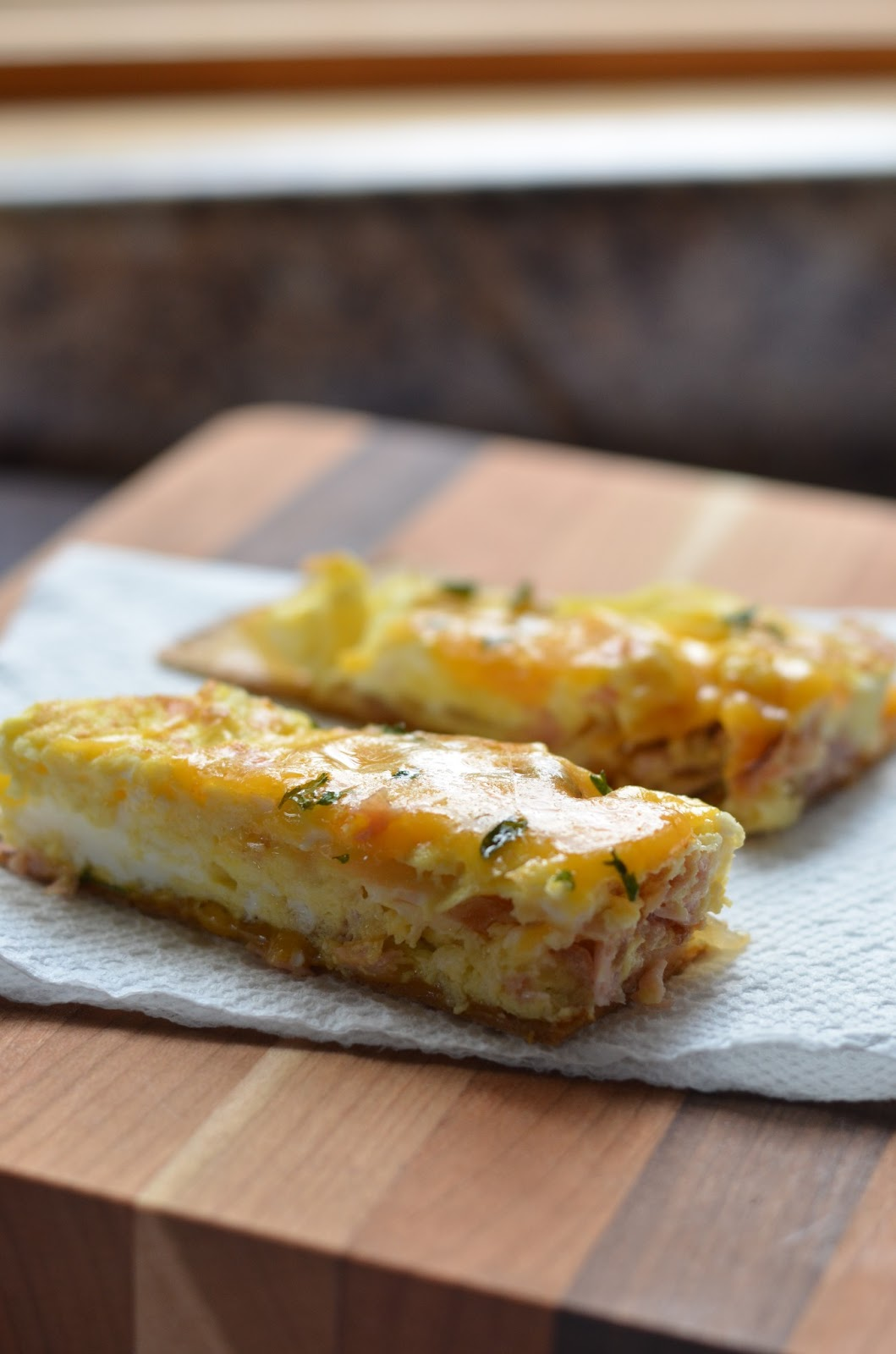 Ham and cheese omelet sticks courtneys sweets forumfinder Images