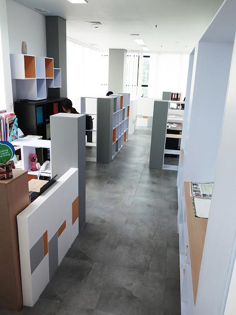 Desain Interior Kantor Solidaridad Office kontraktor pameran design