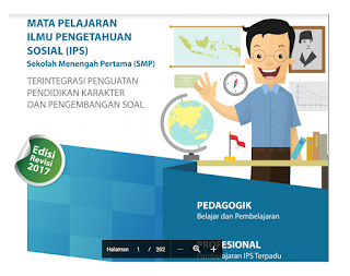 Download Modul PKB 2017 IPS SMP